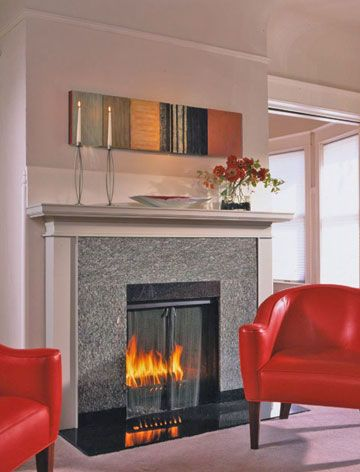 Contemporary Fireplace Ideas Fireplaces With Modern Style