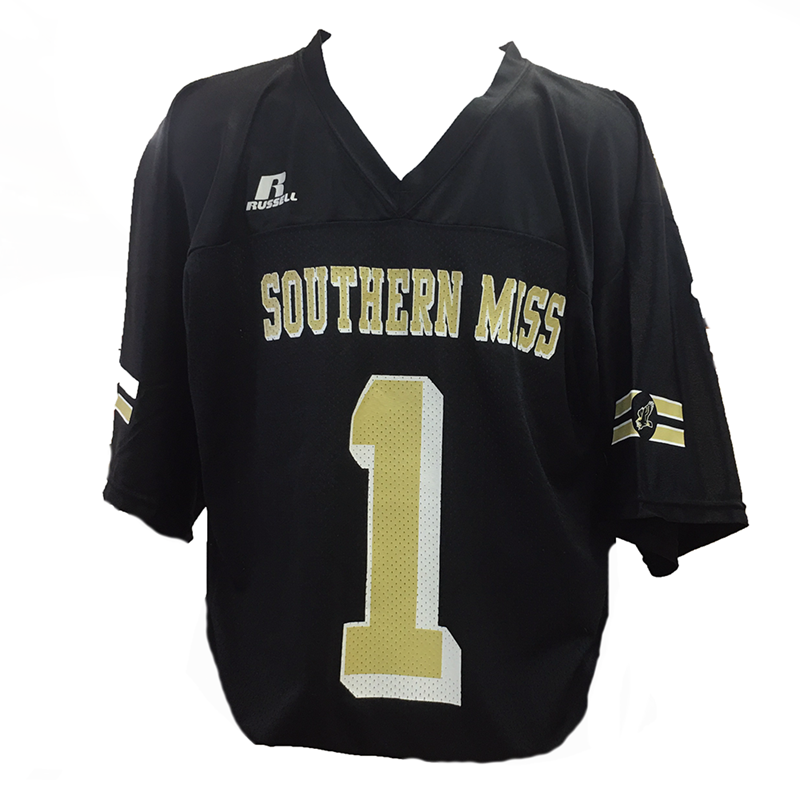 Russell Southern Miss Throwback Jersey (1325815387) | Jersey ...