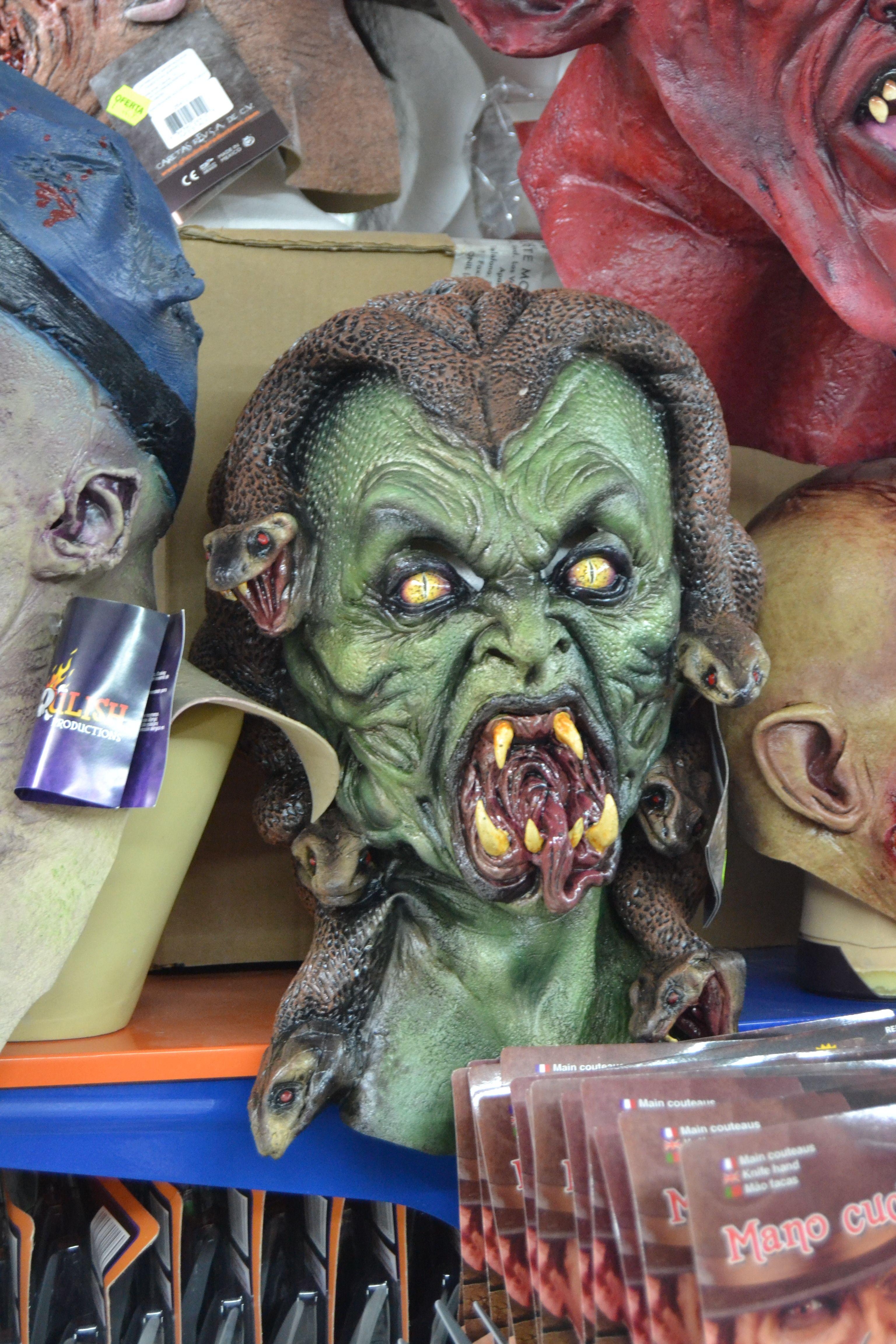 Saca tu lado más terrorífico!!!