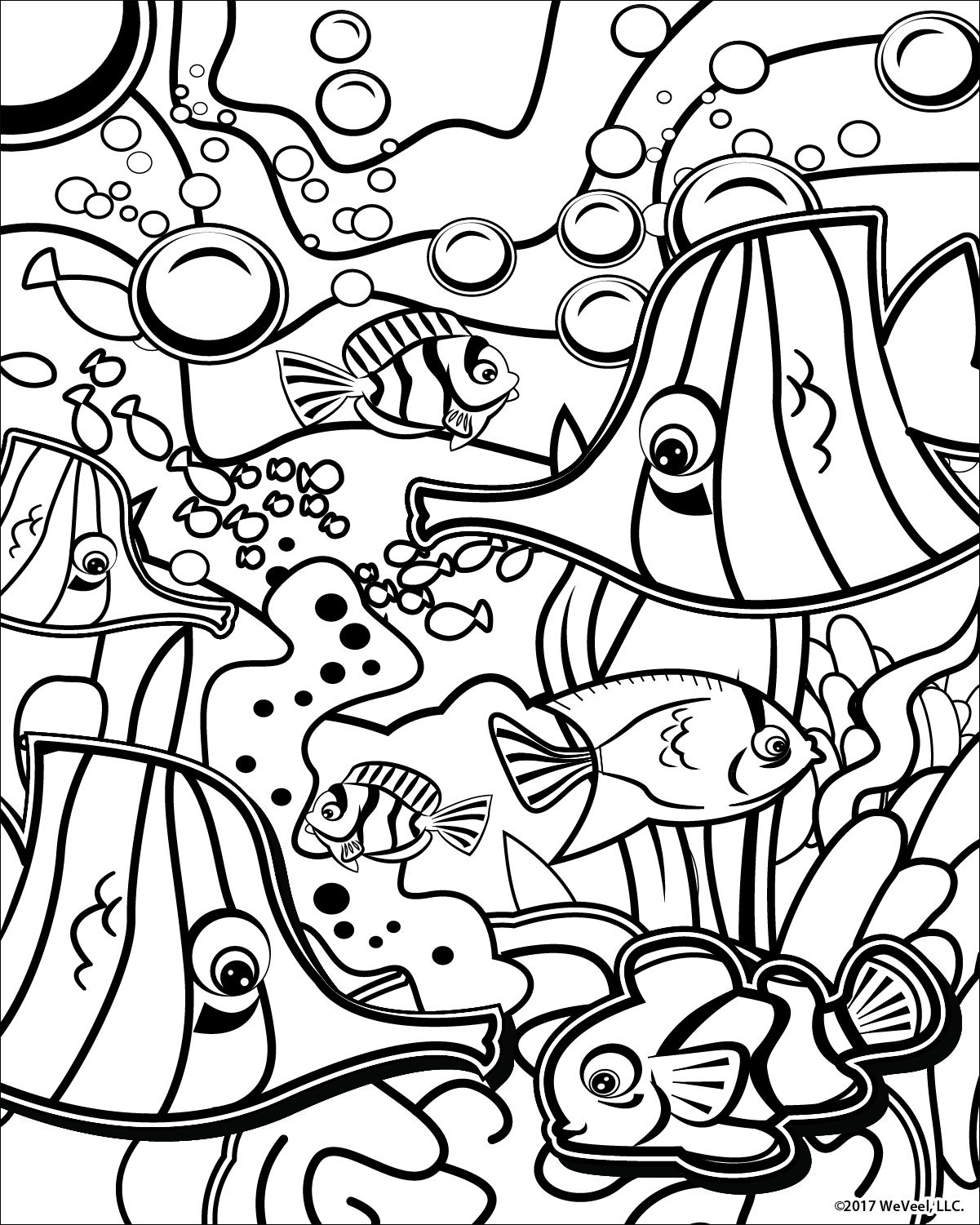 Coloring Pages Sea Life Cute Coloring Pages Candy Coloring Pages Free Kids Coloring Pages