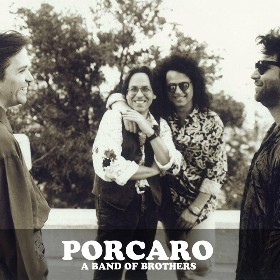 Jeff Porcaro With David Paich Paiste