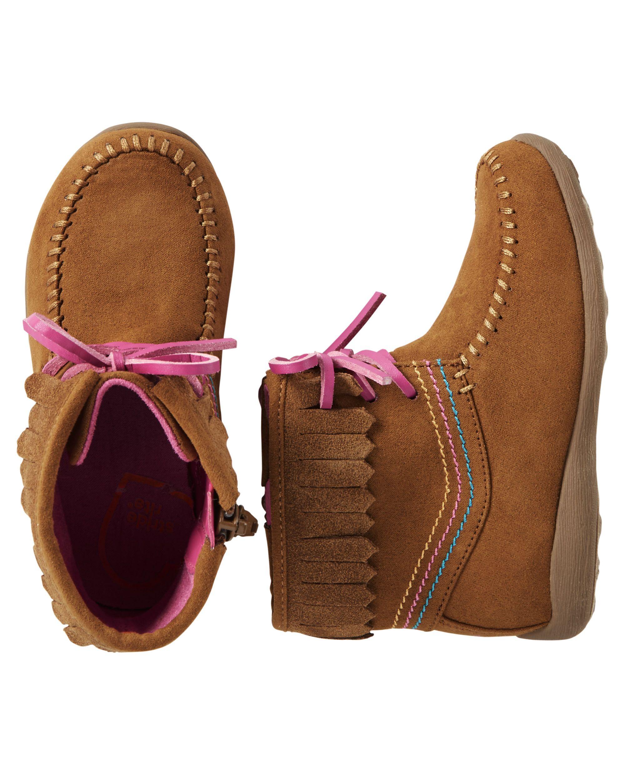 Stride Rite Autumn Boots
