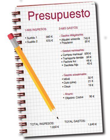 quieres reducir tus gastos pasos para hacer tu propio presupuesto