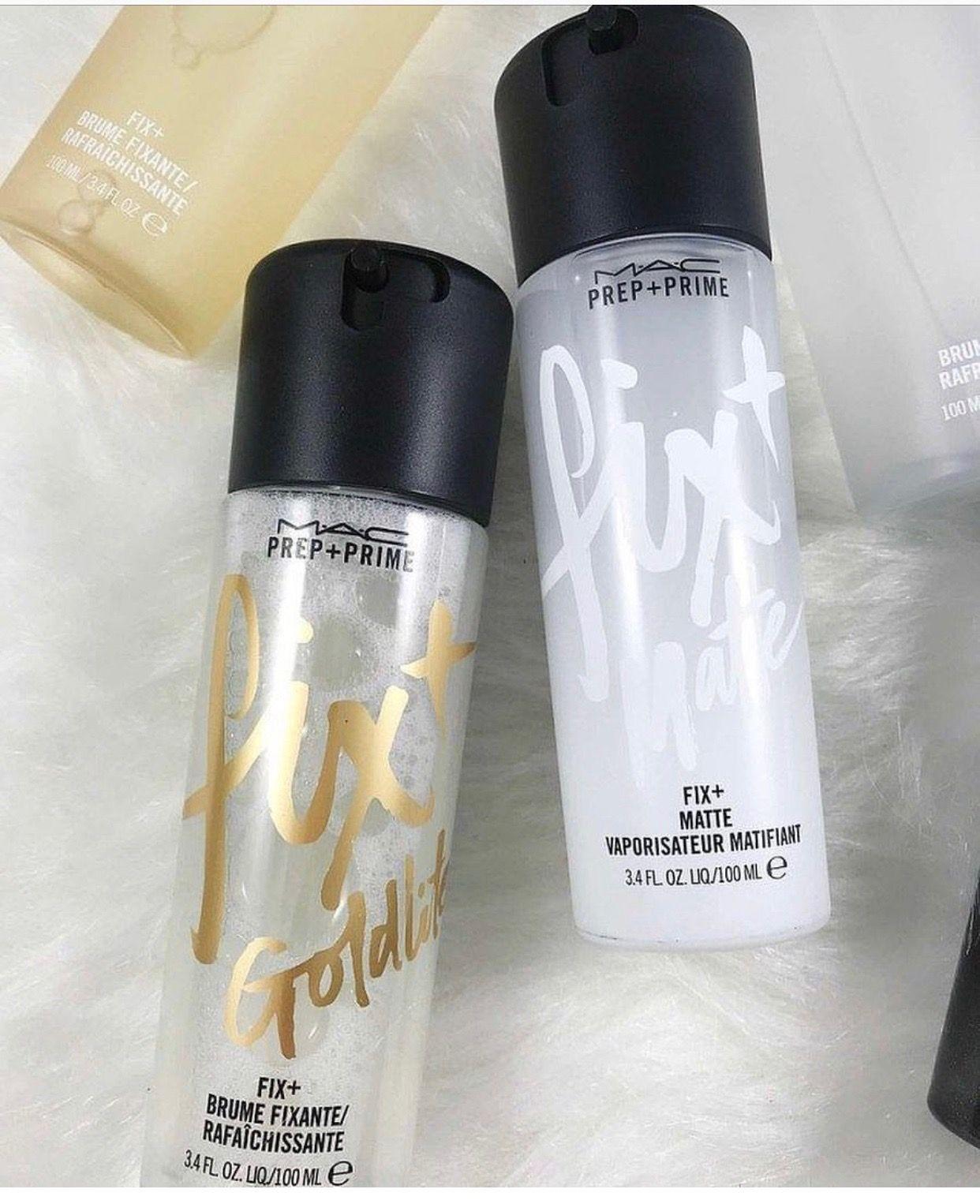 Mac Fix it spray in 2019 Mac fix, Mac fix plus, Mac makeup