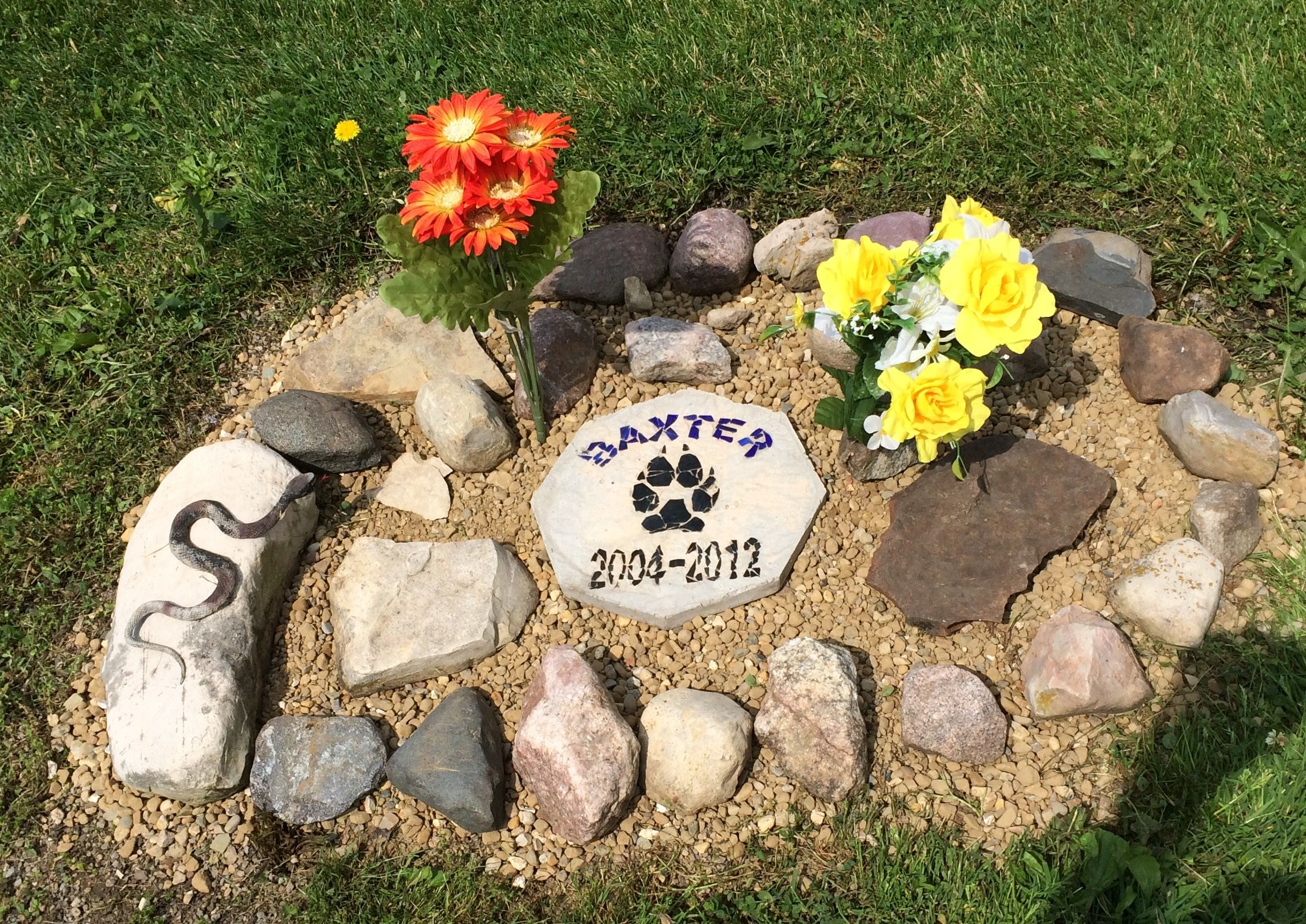 Best Baxter's Grave Out Back Near The Hayfield Decor 400 x 300