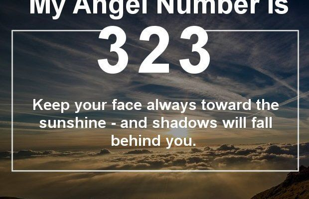 Angel number 323 is a true power number when it comes to luck - new blueprint meaning meaning