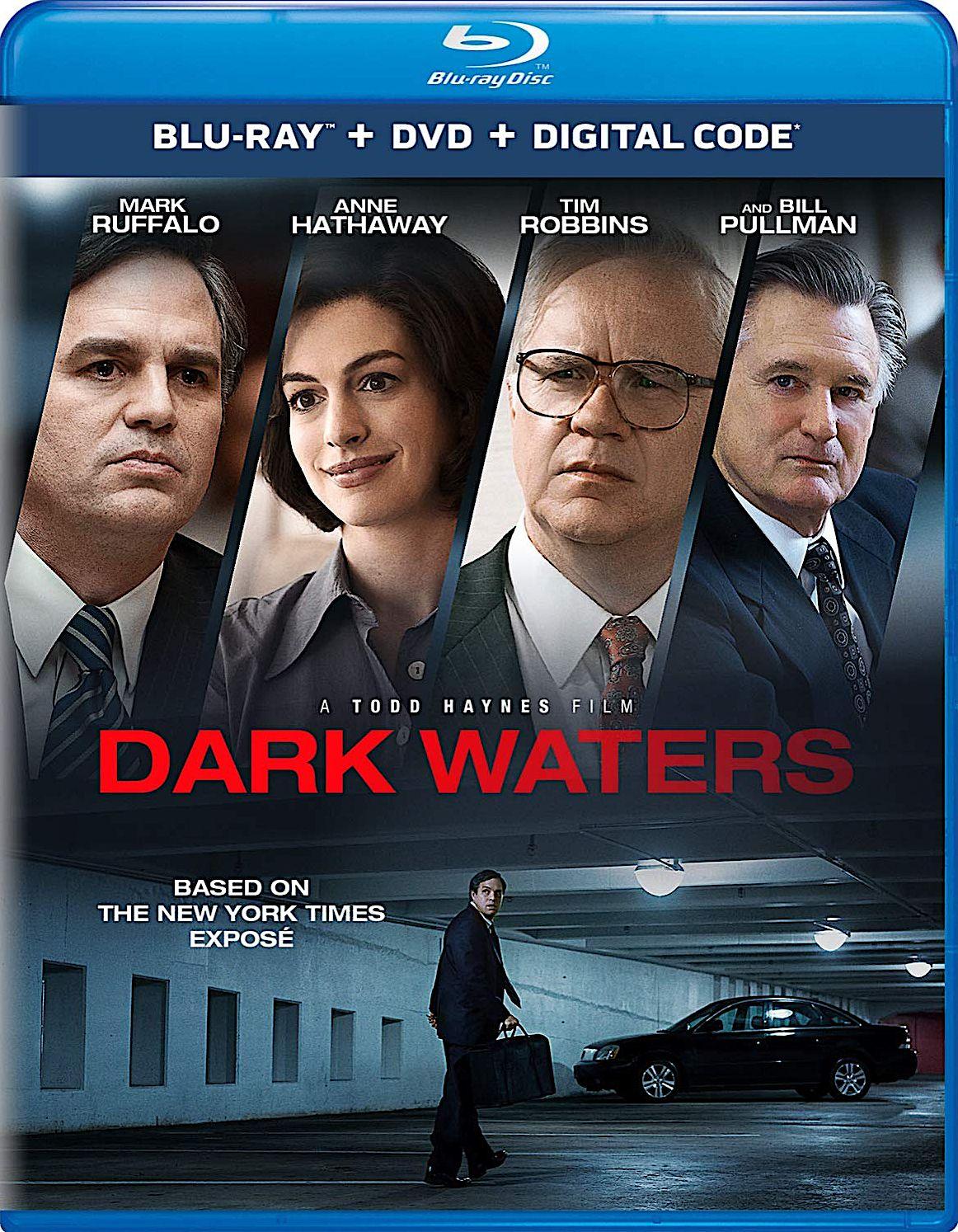 Dark Waters Blu Ray Universal Studios In 2020 Blu Ray Universal Studios Todd Haynes