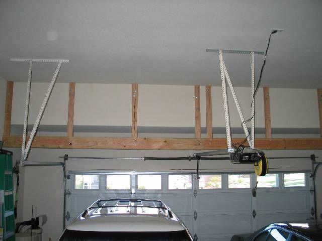 Nighthawk Garage Loft Project