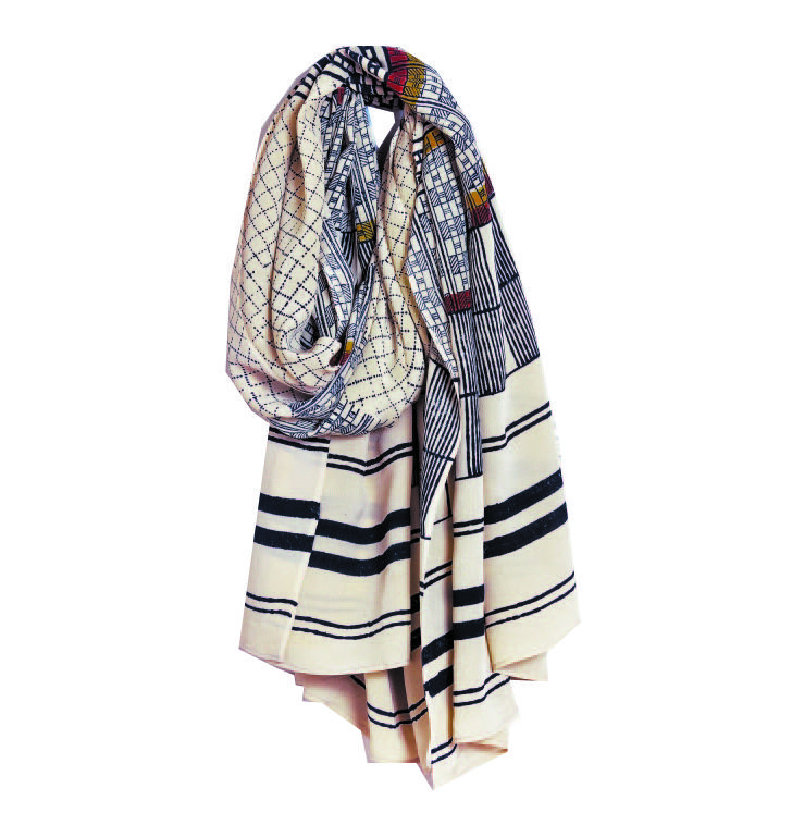 Sokoto Scarf / from A Peace Treaty. | Scarfs and Snoods ...
