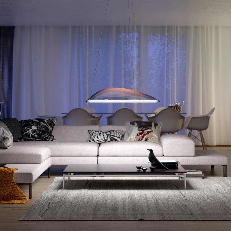 Artemide Ameluna Rgbw Led Pendant Light Appartement Lumiere