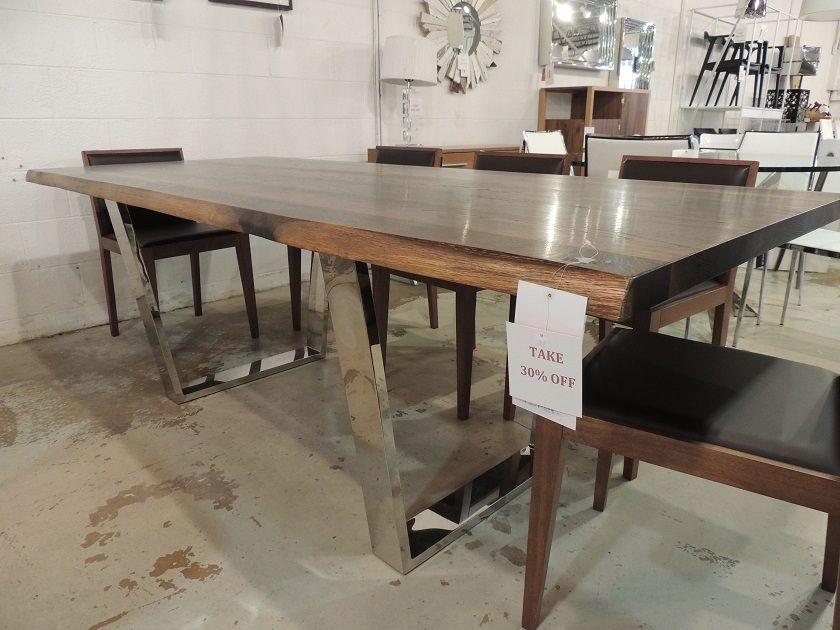NUEVO Versailles Dining Table $2420 30% Off Now $1694