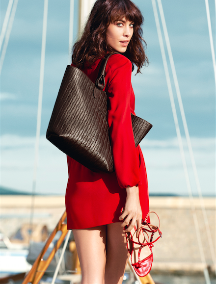 Longchamp Spring 2014 collection. Discover it on www.longchamp.com     The  breathtaking moment. e93dfb4d81598