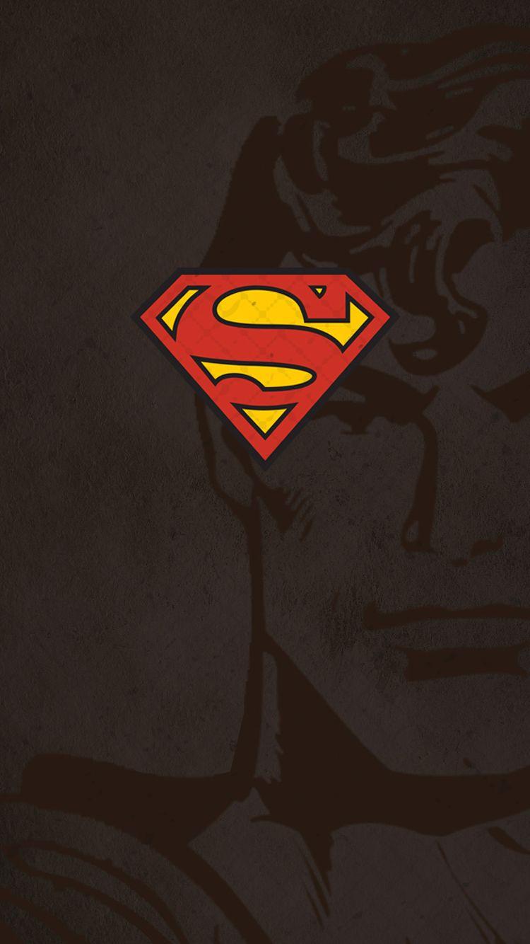 superman 02 - iphone 6   dc comics iphone wallpapers   superman