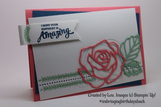 Created by Lou for Kelly Kent - mypapercraftjourney.com. #imbringingbirthdaysback