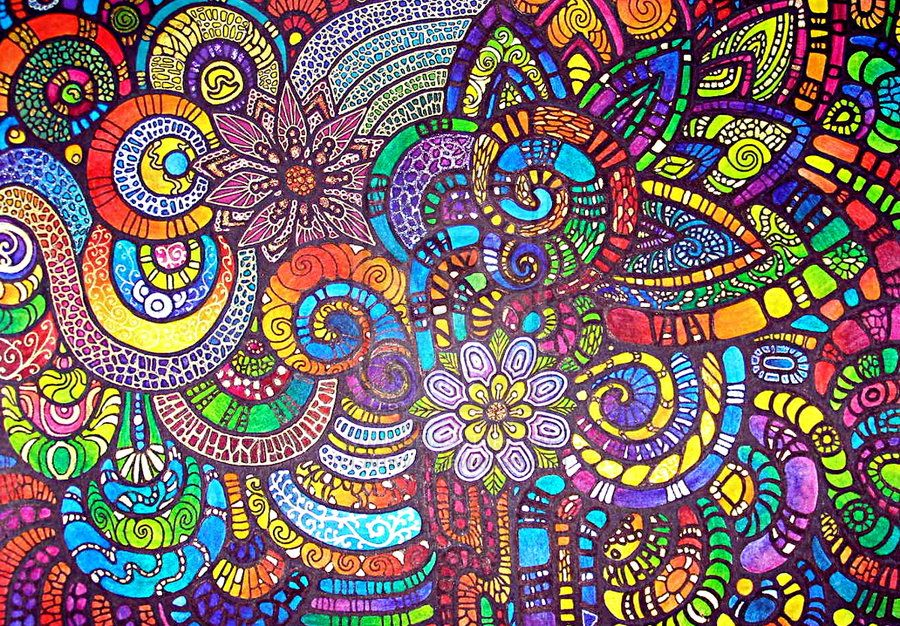 trying to find balance by artwyrd on deviantart kreative muster pinterest zentangle. Black Bedroom Furniture Sets. Home Design Ideas