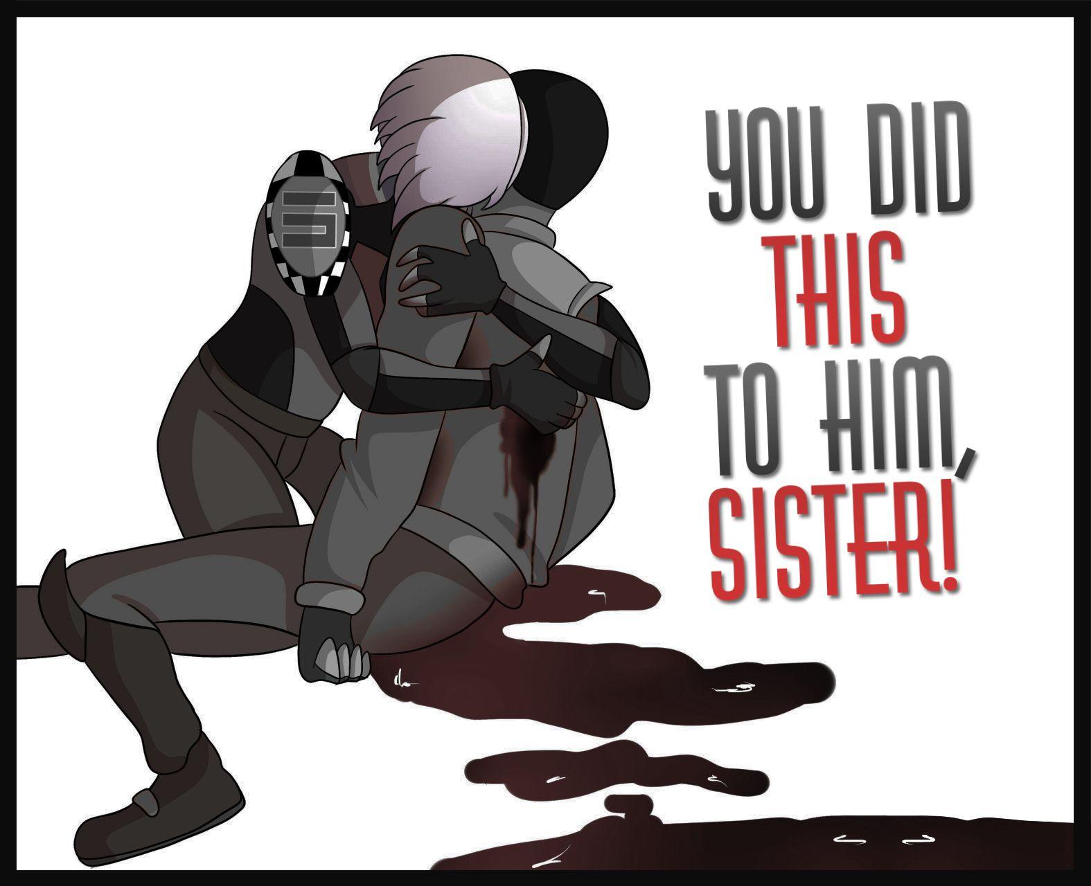 One-Shots between Sabine and Ezra, from Star Wars Rebels  -Disclaim