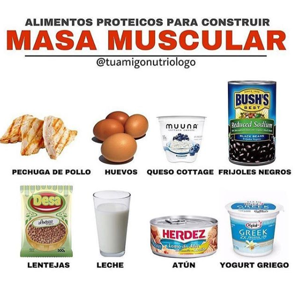 alimentos ricos en proteinas baratos
