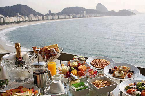 Breakfast Sofitel Rio De Janeiro Food Eat Food And Drink