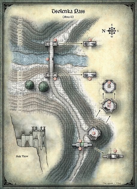 Curse of Strahd in 2019 | dnd | Fantasy map maker, Fantasy map, Map