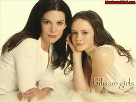 Gilmore Girls Opening Song Full Youtube Gilmore Girls Netflix