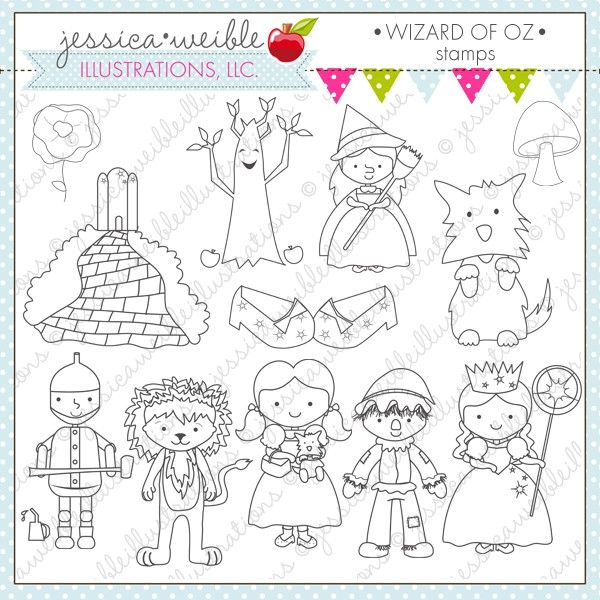 wizard of oz toto clipart - Google Search | Wizzard of oz | Pinterest
