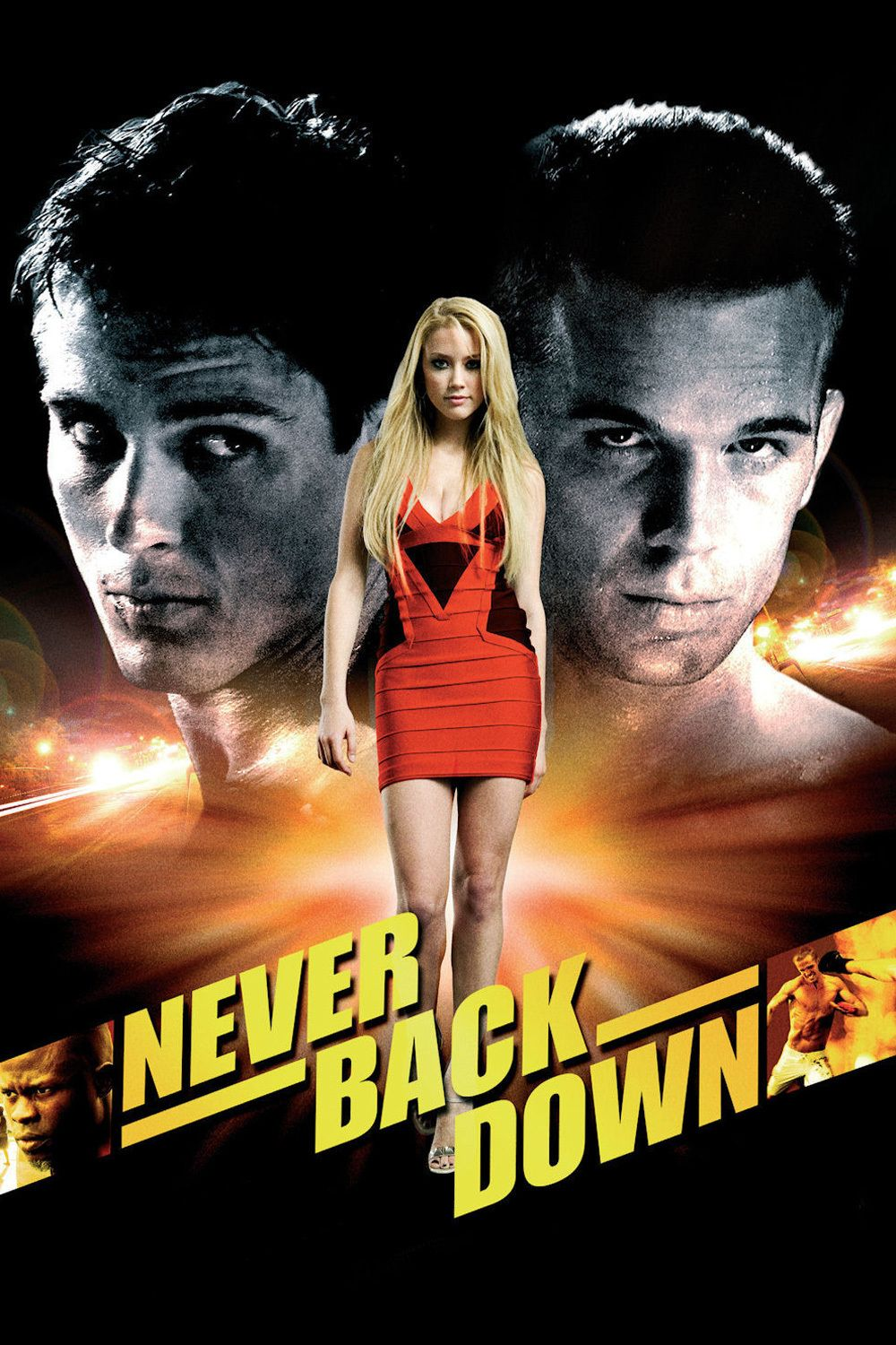Click Image To Watch Never Back Down 2008 Peliculas Completas