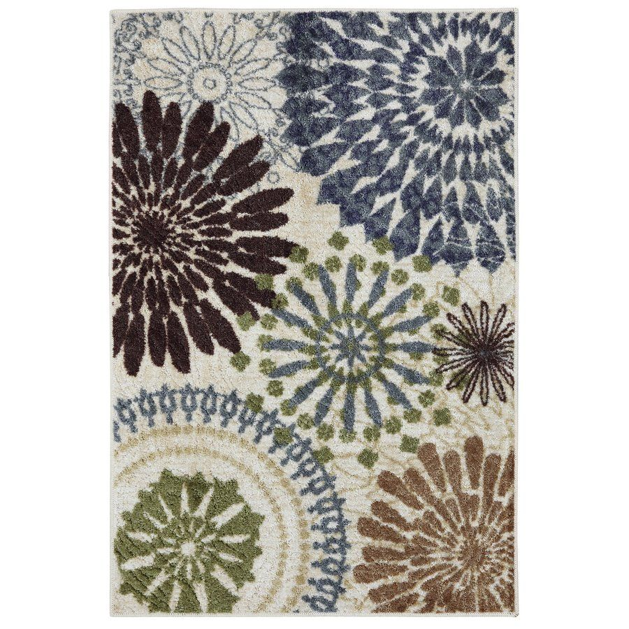 Marvelous Shop Mohawk Home X Floral Mix Multi Accent Rug At Loweu0027s Canada. Find Our  Selection Of Area Rugs At The Lowest Price Guaranteed With Price Match +  Off.