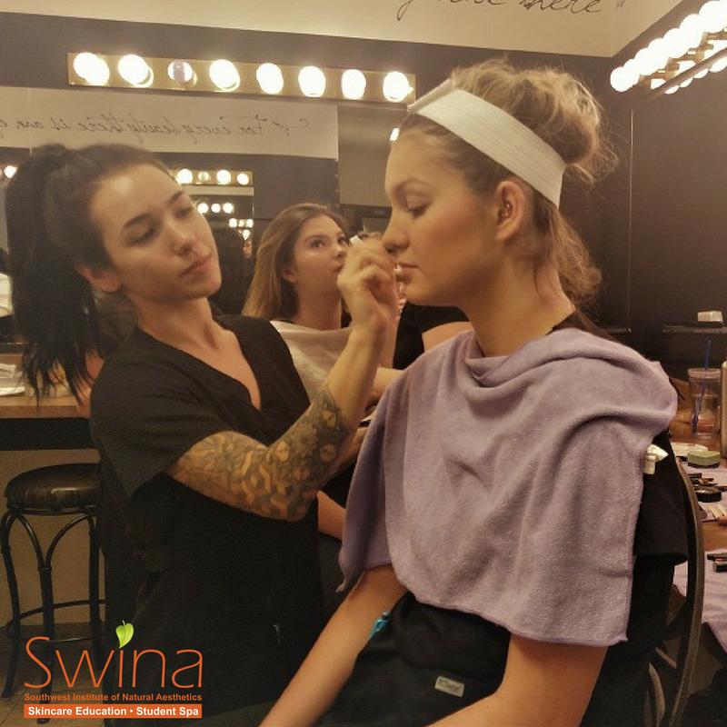 #Makeup is art. #Beauty is spirit. ~ #MySWINA