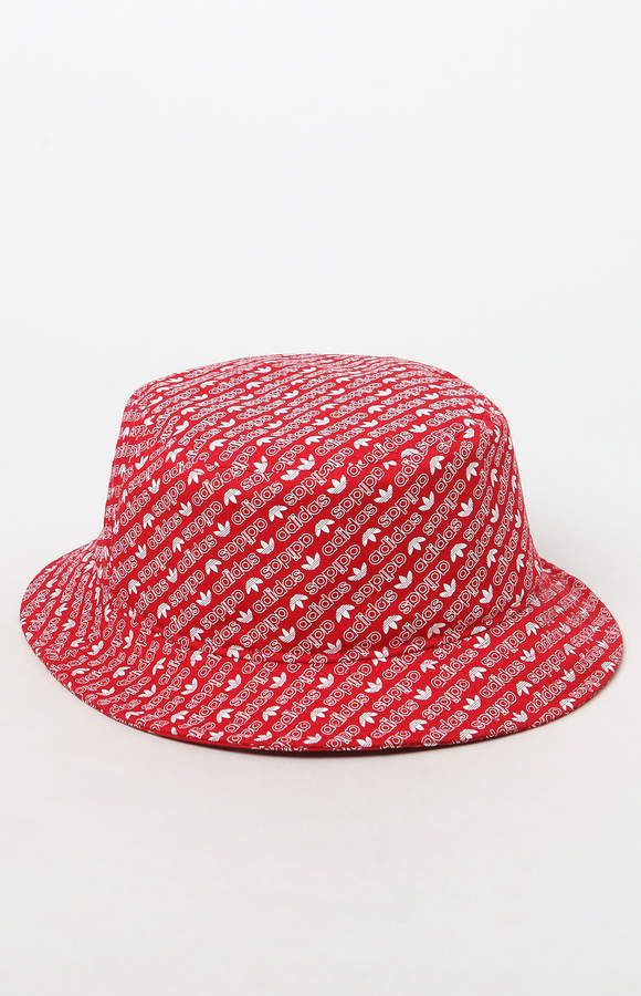 376fbaee1aa adidas All Over Print Bucket Hat