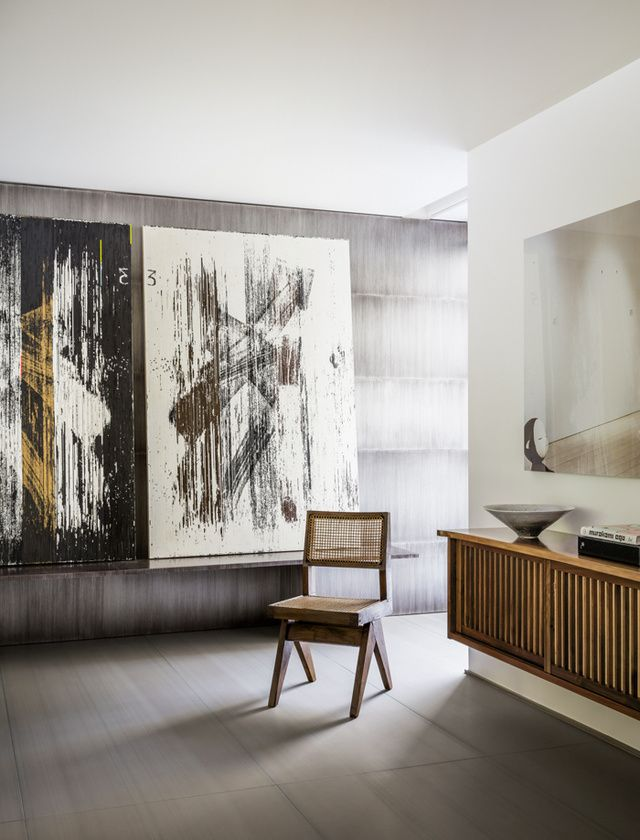 Apartment by olivier dwek ad france photography by with la table des oliviers neuilly - Table des oliviers neuilly ...