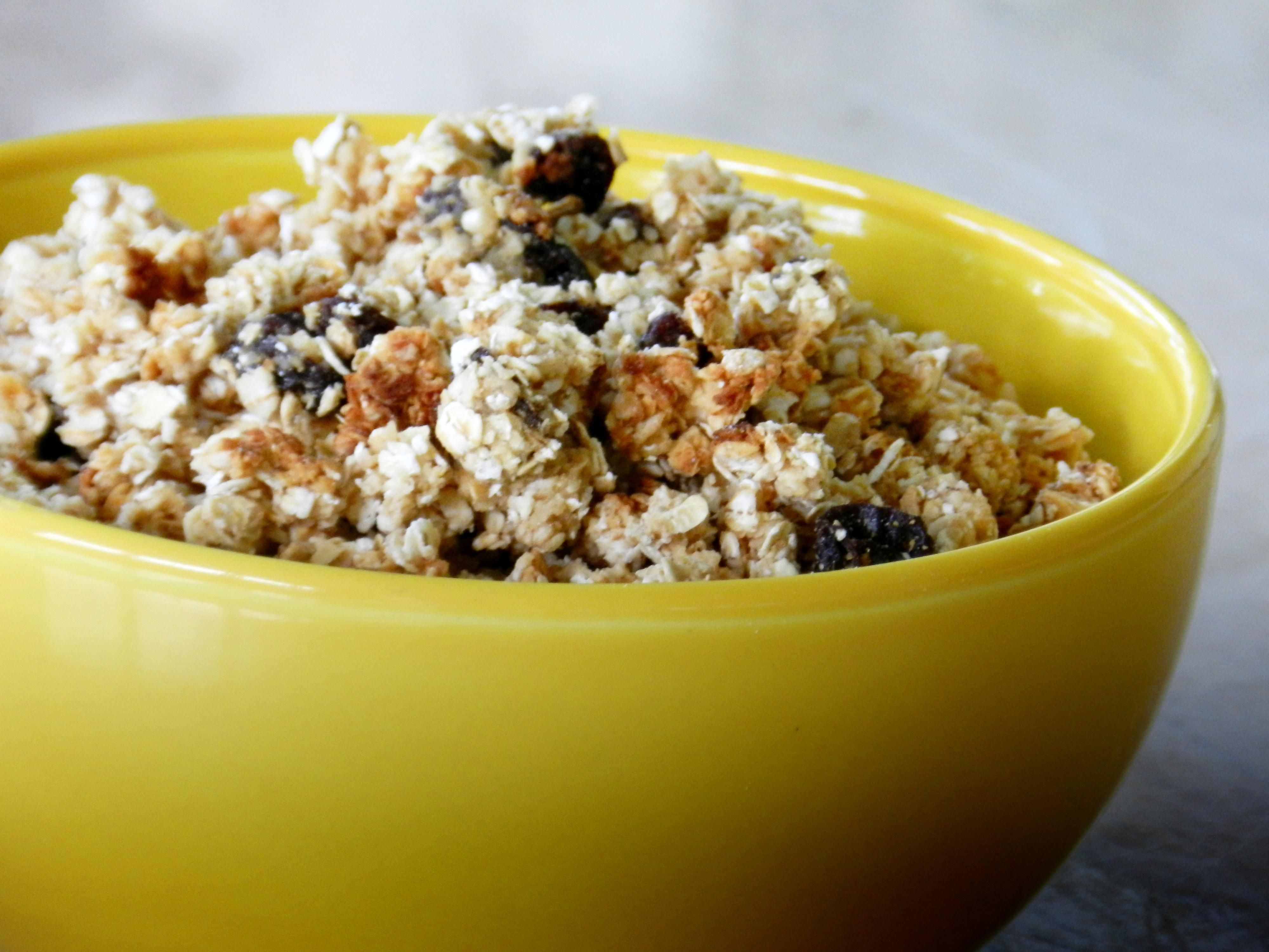 How to Make Your Own Granola - You Can Do It!