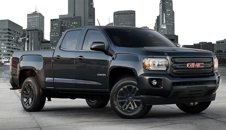 2018 Gmc Canyon Review Price Interior And Engine Gmc Canyon