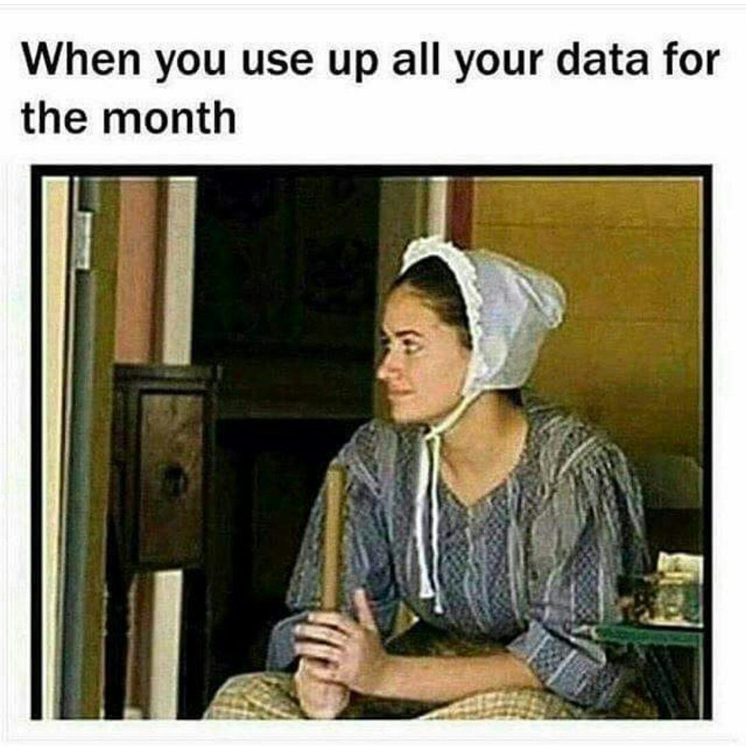 When You Use Up All Your Data Funny Funny Pictures Tumblr Funny