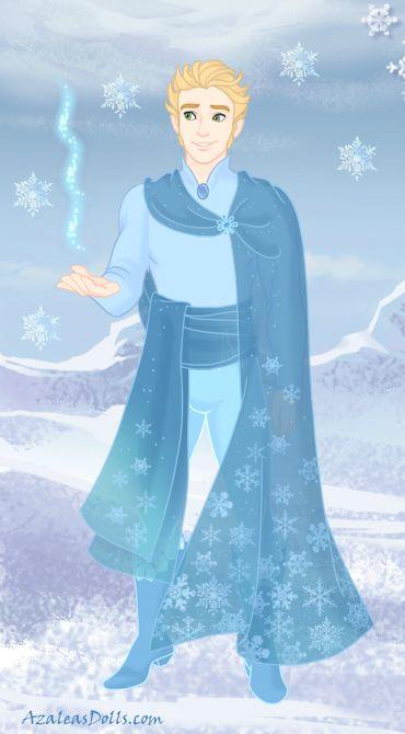 Snow King Maker -Elias the Snow King
