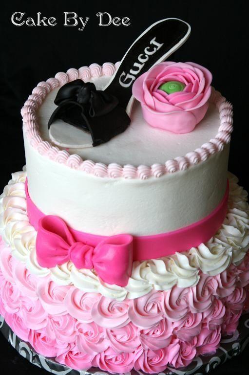 Birthday Cake - via @Craftsy little tutu cake!!! fun ...