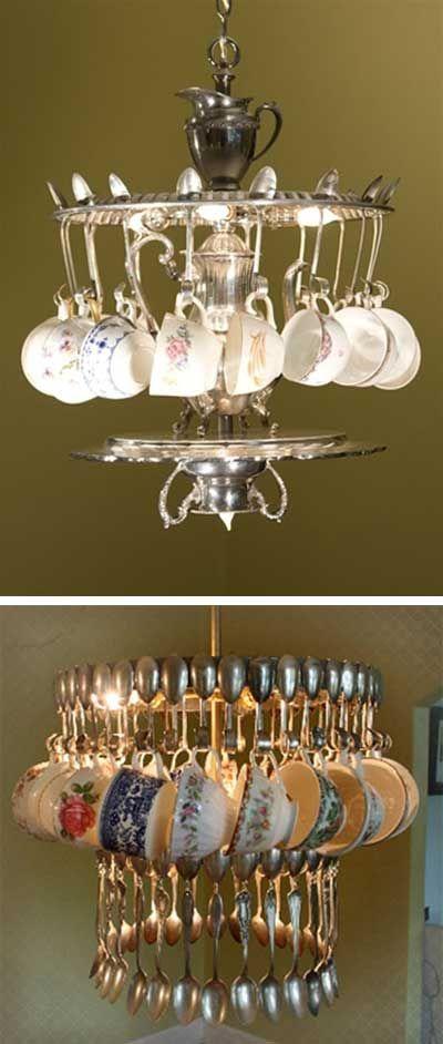 Shabby Chic Lamp Shades
