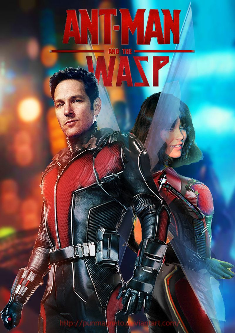 Ant-Man And The Wasp Full Movie2018 Hdsub English -7265