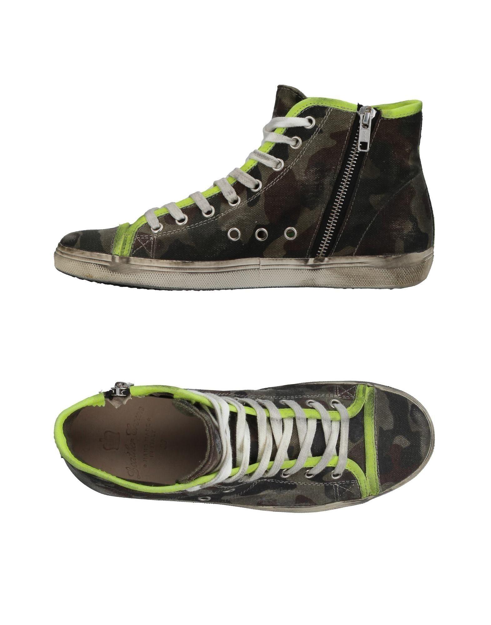 FOOTWEAR - High-tops & sneakers Leather Crown J1w3yk