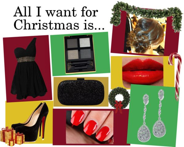 """""""Christmas List"""" by pipeydipes on Polyvore"""