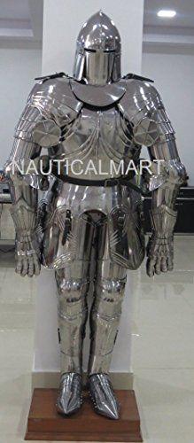 SALLET FULL SUIT OF ARMOR WEARABLE ARMOUR COSTUME NAUTICA... //.amazon.com/dp/B01FS0DN82/refu003dcm_sw_r_pi_dp_x_VvOIybJTD00QV & SALLET FULL SUIT OF ARMOR WEARABLE ARMOUR COSTUME NAUTICA... https ...