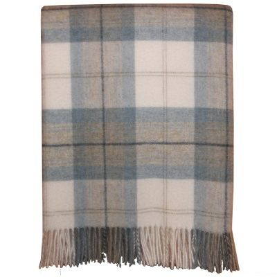 Barker And Stonehouse Checked Throwssofa