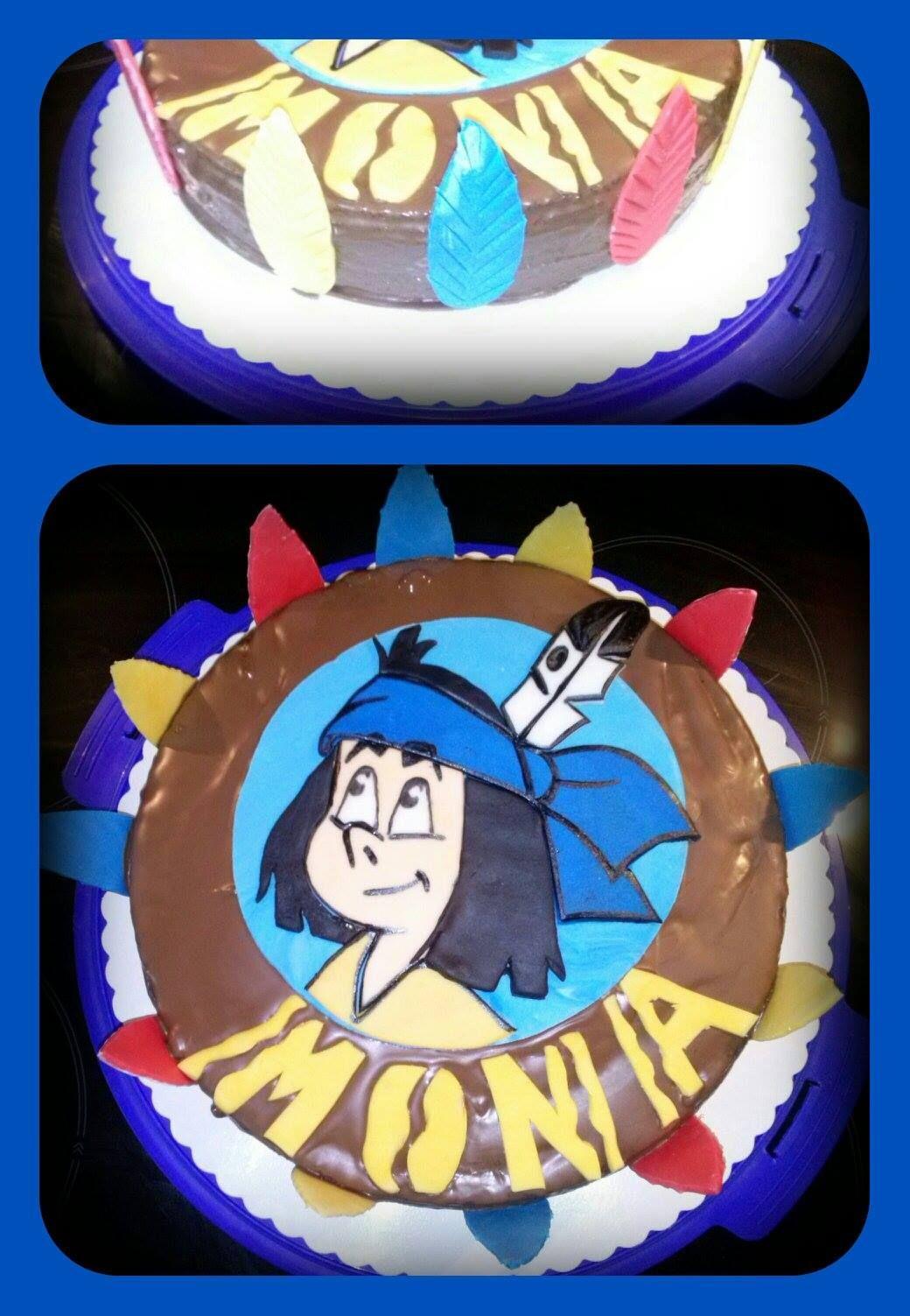 Yakari Cake Torten Kuchen