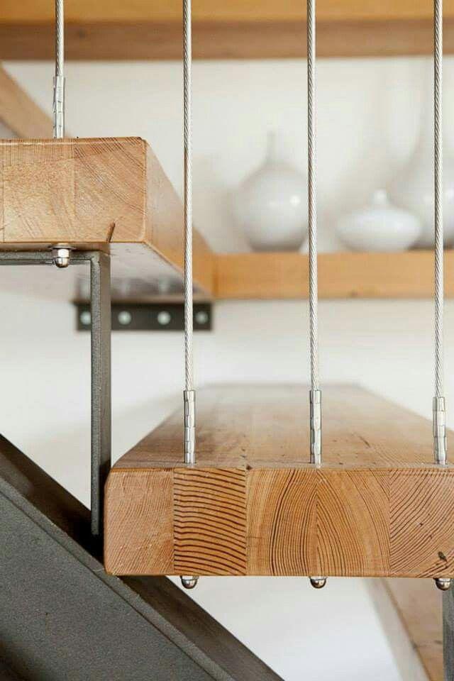 esc sch ner wohnen pinterest treppe stiegen und treppenhaus. Black Bedroom Furniture Sets. Home Design Ideas