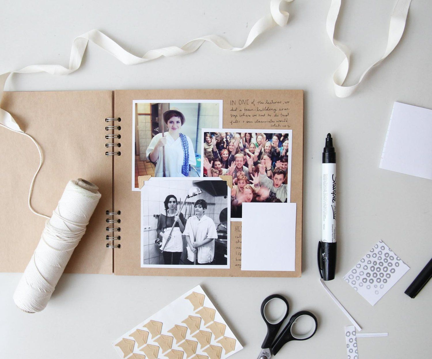 10 Tips on How to Scrapbook Like a Pro  Root  Branch Paper Co I am the kind of person who has kept a scrapbook since I was in elementary school My mom has all the tools w...