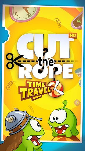 Download Cut the Rope time travel for android for free. Droidification.blogspot.com