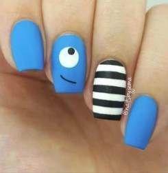 nails design matte blue nailart 46 ideas for 2019 nails