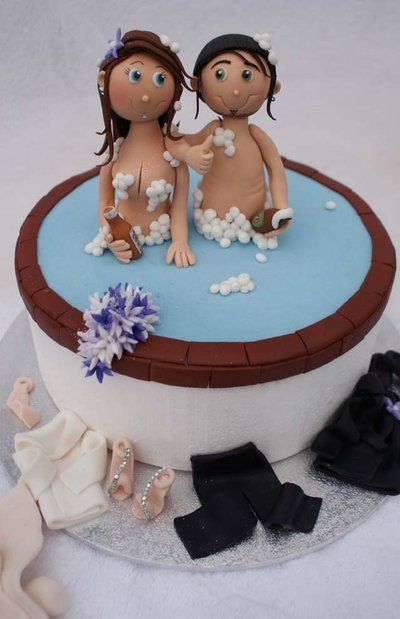 Erotic cake decoration opinion