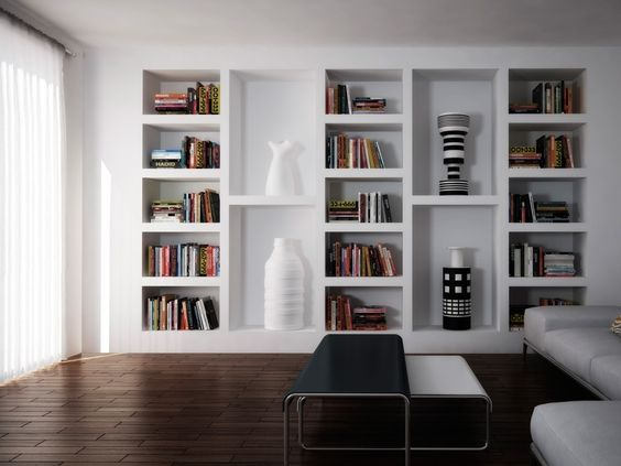 Nicchie come arredarle copia le migliori idee dell for Consigli architetto