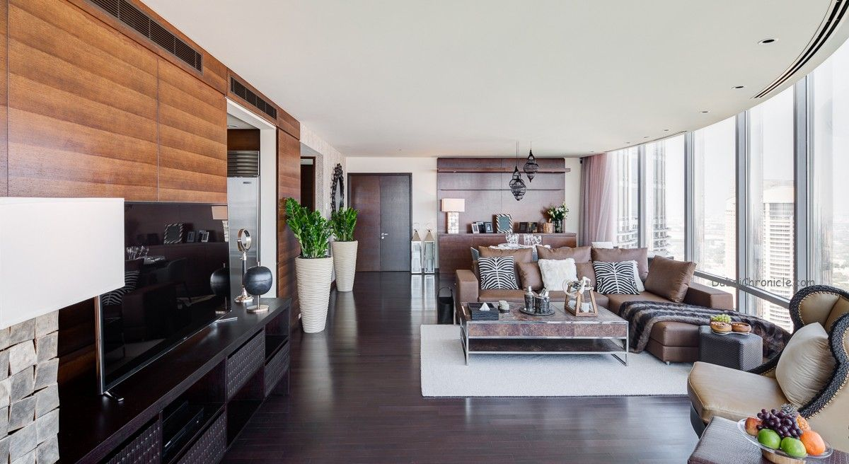Step Inside The Industrial Penthouse With A Classic Touch advise