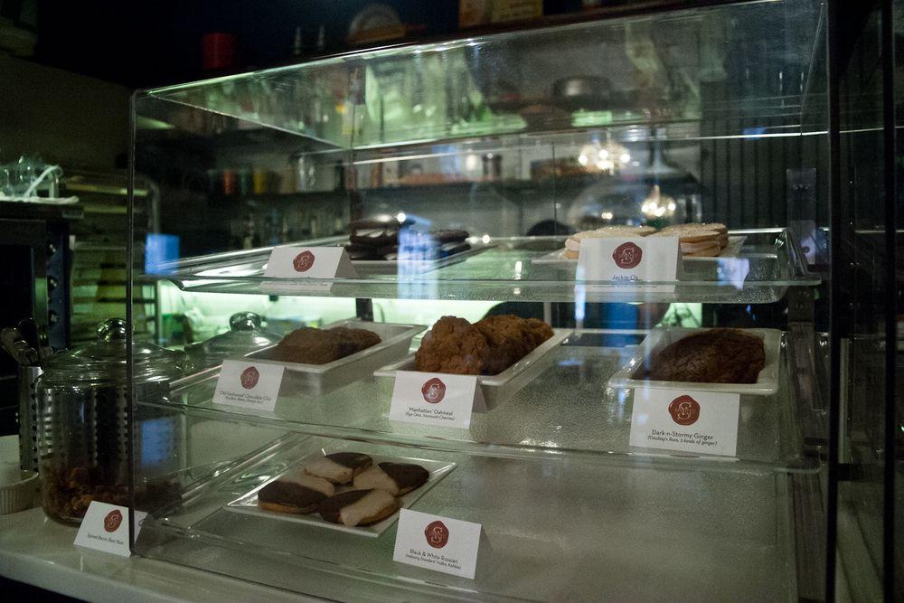 Random Musings: Spirited: Brooklyn's Dessert Speakeasy